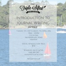 Introduction to Journal Writing - Choice of 2 D